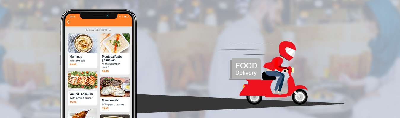 Consider getting an app for your Food Business in UAE