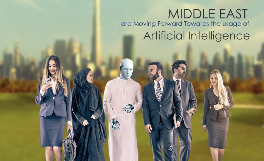 The Potential Impact of Artificial Intelligence in the Middle East