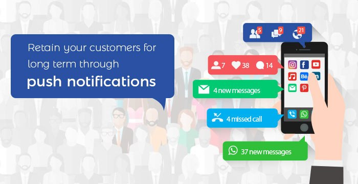 Push Notifications Can Bring Back Your Lost Customers