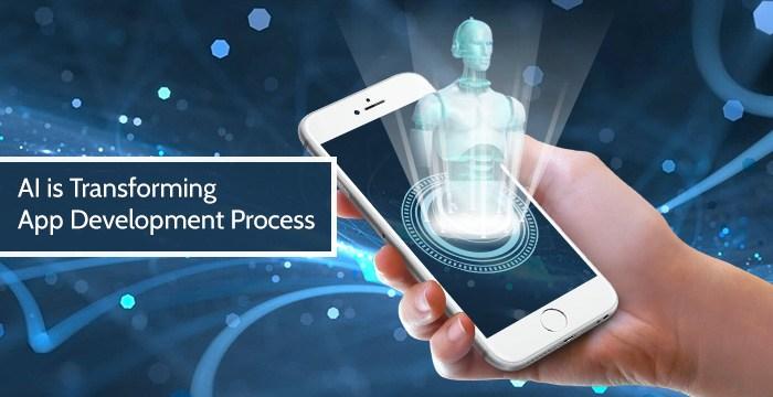 Role of AI in Mobile App Development Process.
