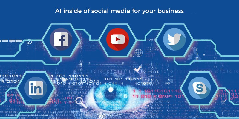 How Businesses Can Use Artificial Intelligence Inside of Social Media?