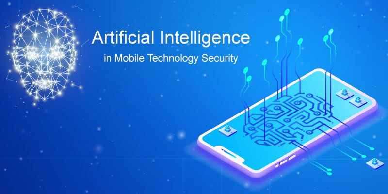 How AI improves the mobile technology security?
