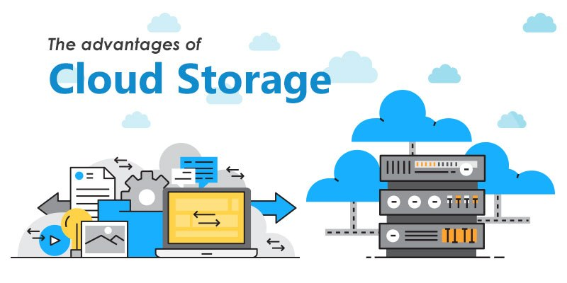 What are the advantages of Cloud Storage?