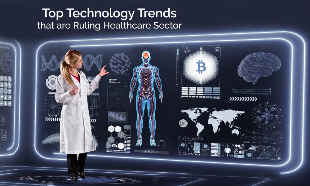 Top technology trends in healthcare sector