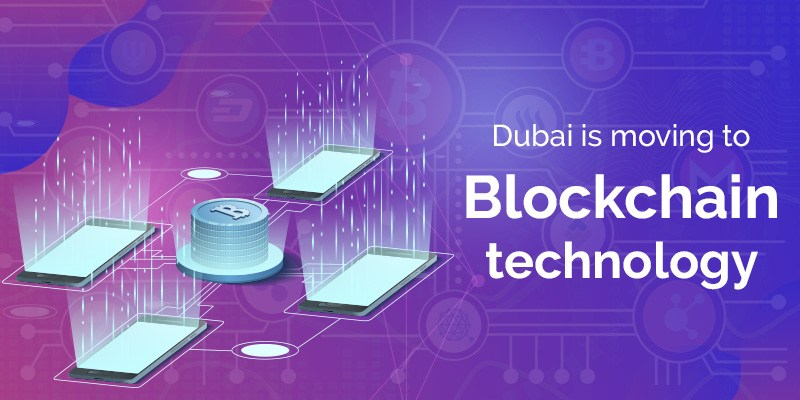 The Impact of Blockchain application development in Dubai, UAE