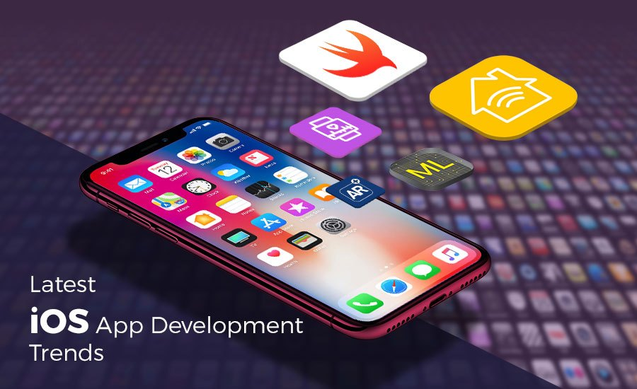 Latest iPhone Mobile App Development Trends