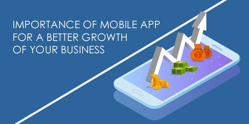 How helpful is a mobile app in a growing business?