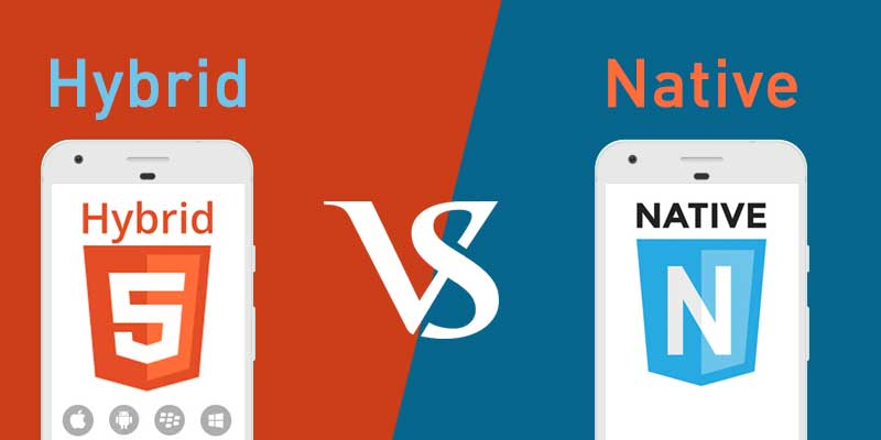 Hybrid vs Native Mobile App Development: What to Choose in 2019?