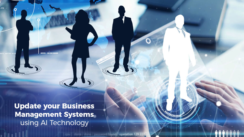 How AI influence on Business Management System?