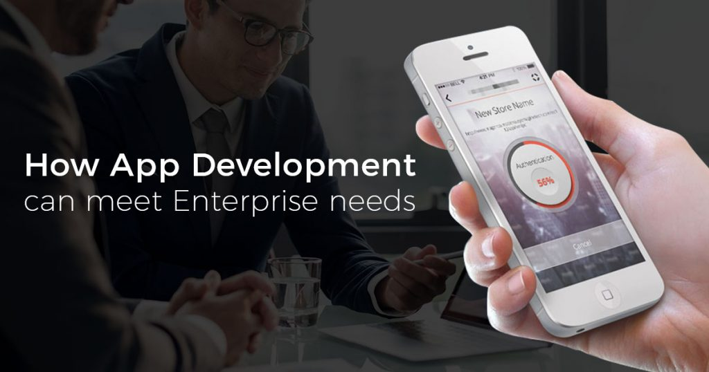 Enterprise App Development for your Business